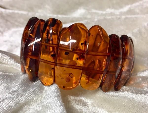 Armband mit Naturbernstein