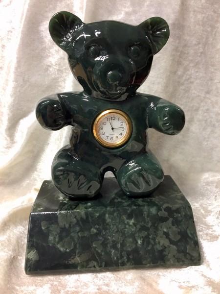 Teddybär Edelserpentin