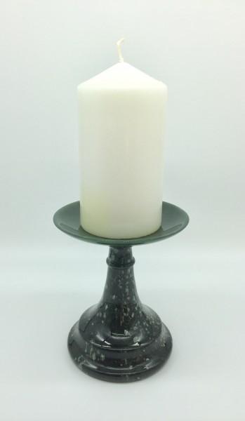 Kerzenständer aus Edelserpentin