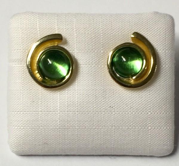 Ohrringe aus Naturbernstein