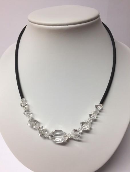 Kette Bergkristall