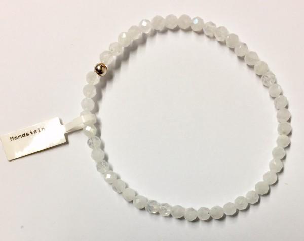 Armband Mondstein