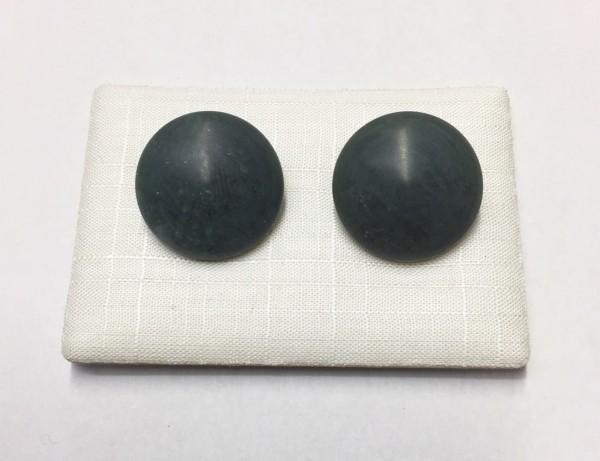 Ohrclipse aus Edelserpentin