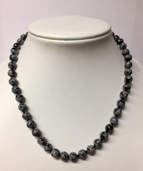 Kette Obsidian