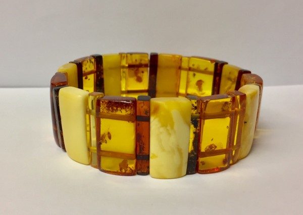 Armband Naturbernstein