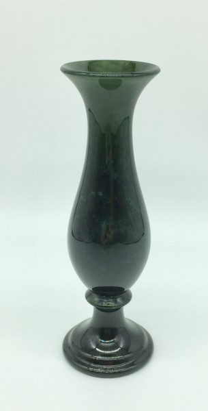 Vase Edelserpentin